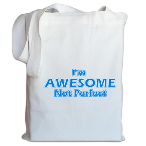 CA Awesome Bag White - JarT - T's